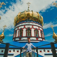 День города Новокузнецк :: Юрий Лобачев