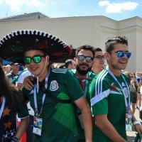 Ах , эти мексиканские глаза... :: Анатолий Колосов