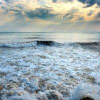 Черное море. Шторм. :: Владимир Лазарев