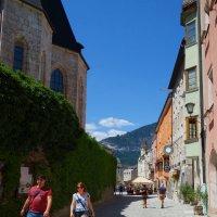 На улочках Раттенберга- самого маленького городка Австрии... :: Galina Dzubina