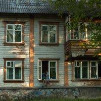 Истории старого дома... :: Ольга