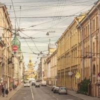 Улица Гороховая в проводах :: bajguz igor