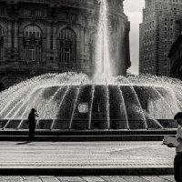 Встретимся у фонтана :: alteragen Абанин Г.