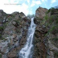 Водопад Медвежий. :: Anna Gornostayeva