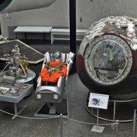 В музее истории космонавтики :: Лариса Вишневская