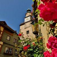 Башня Святого Марка (Маркустурм). 12-й век, одна из старейших башен города, :: backareva.irina Бакарева