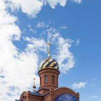 Пантелеймоновский собор, Безенчук. :: Олег Манаенков
