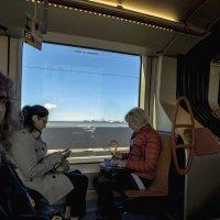 """Veneziano tram """"Piazzale Roma - Mestre"""". :: Игорь Олегович Кравченко"""