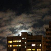 Восход луны :: Александр Горячев