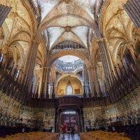 Собор, Барселона :: Андрей Бондаренко