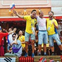 Нижний Новгород в атмосфере чемпионата FIFA :: Ирина Лепнёва