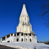 Церковь Вознесения Господня в Коломенском :: Константин Анисимов