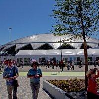 Стадион Самара Арена. ЧМ 2018 :: MILAV V