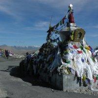 Перевал Taglangla (5328m) :: Evgeni Pa