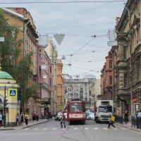 СПБ. Кузнечный переулок. :: Виктор Орехов