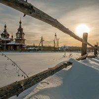 Село Большой Балчуг :: Сергей Герасимов