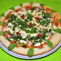 А давно мы пиццей не баловались..:) :: Андрей Заломленков