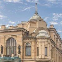Канал Грибоедова. Здание Екатерининского общественного собрания :: bajguz igor