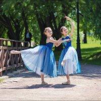 Этюды в парке :: Ирина Лепнёва