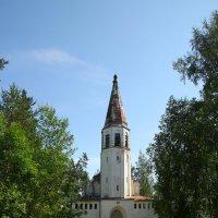 Церковь Лумиваара :: Laryan1