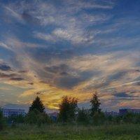 Небесная красота :: Анатолий
