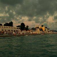 Черноморский берег :: berckut 1000