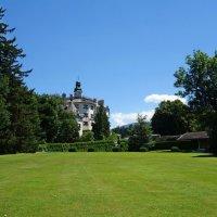 Замок Амбрас ( Schloss Ambras) — замок-музей в Инсбруке, Австрия :: Galina Dzubina