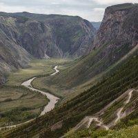 перевал Кату-Ярык, Алтай :: Александр Решетников