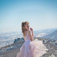 Ах, эти горы... :: Ольга Юртаева