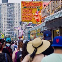 Coney Island NY :: Артур Салахов
