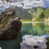 Озеро Иссык :: LudMila