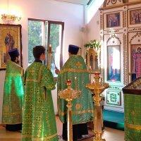 Храм. Престольный праздник. :: Геннадий Александрович