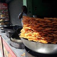 Приготовление пищи в Манали :: Evgeni Pa