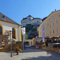 Ку́фштайн — город в Австрии :: Galina Dzubina