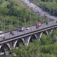 Мост через Клязьму весной :: Andrew