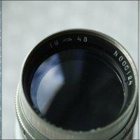 """Мой новый объектив: ЗК 1:4 F=13.5см """"П"""" №000124 КМЗ 1948 года выпуска. :: Виталий Виницкий"""