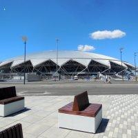 Стадион Самара Арена :: Надежда