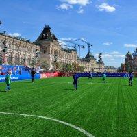 Площадь Красная футбольная ! :) :: Анатолий Колосов