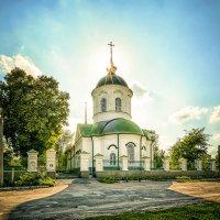Васильевская церковь :: Александр Бойко