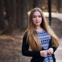 В Одинцово :: Надежда Журавкова