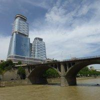 Мост царицы Тамар (мост Челюскинцев) :: Наиля
