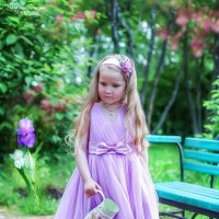 Цветочная фея фотопроект :: Наталья