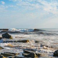 Черное море. :: Владимир Лазарев