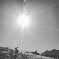 Под ярким крымским солнцем... Under the bright Crimean sun... :: Сергей Леонтьев