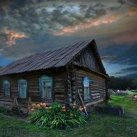 Домик в деревне :: Sergey-Nik-Melnik Fotosfera-Minsk