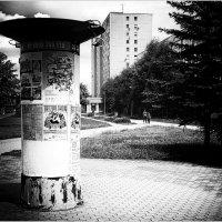 мой город :: Jiří Valiska