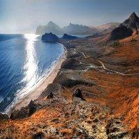 тихие фантазии Тихой бухты, Крым :: viton