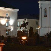 Дневник путешественника - вечерний Витебск 2 :: Дмитрий Печенкин
