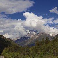 Фонари и облака :: M Marikfoto
