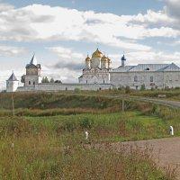 Можайский Лужецкий Богородицкий Ферапонтов мужской монастырь :: ИРЭН@ Комарова
